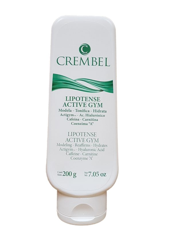 LIPOTENSE ACTIVE GYM CREMBEL